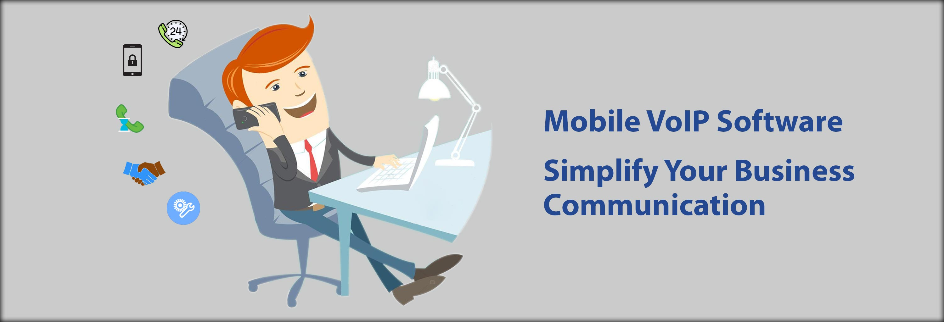 Mobile VoIP Software