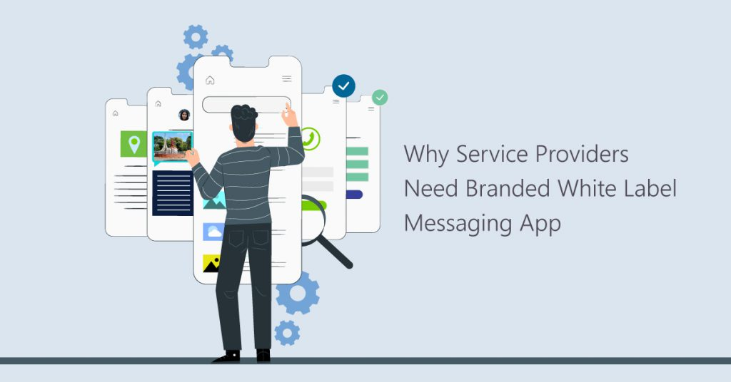 White Label Messaging App