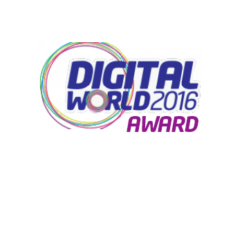 Digital World 2016 Award for Alapon App in Software Innovation category