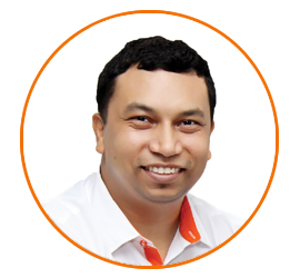 Ajmat Iqbal, CEO of REVE Systems