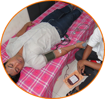 REVE Systems Blood Donation and Health Camp