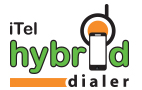 iTel Mobile Hybrid Dialer