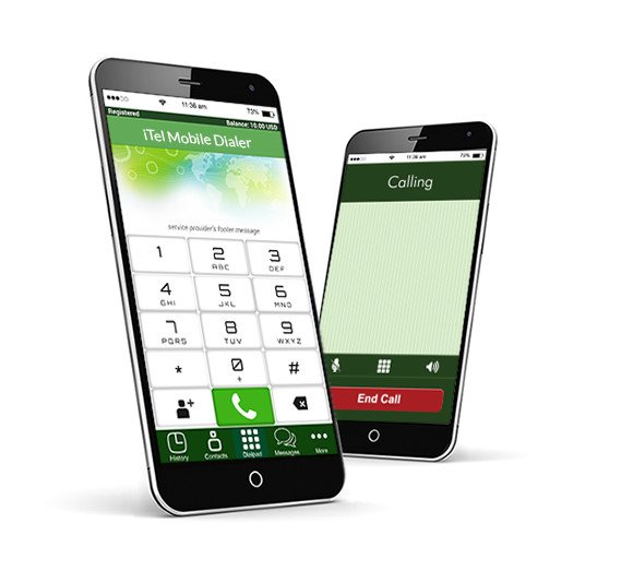 iTel Mobile Dialer - Best VoIP Mobile Dialer in Market