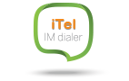 iTel Instant Messaging Dialer with iTel Mobile VoIP Dialer