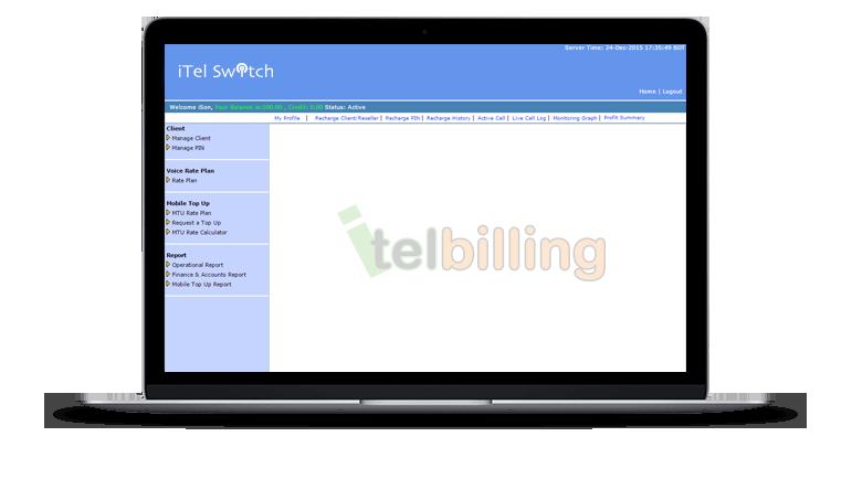 Alternate Reseller Billing Screenshot 3