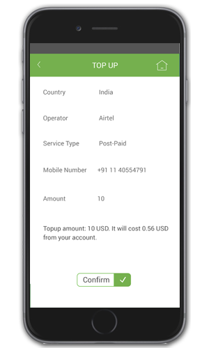 Mobile Top Up | Easy Top Up from Softswitch | Mobile