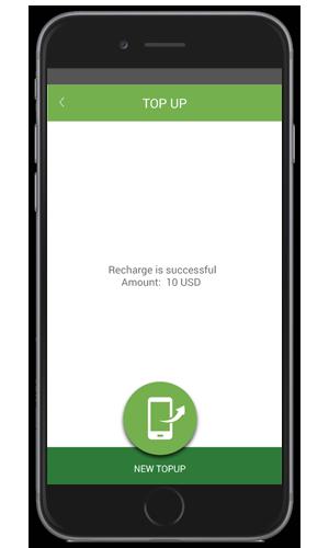 iTel 'Mobile Top Up' Screenshot 3